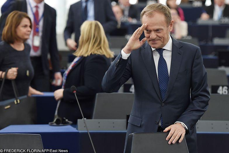 Donald Tusk stwierdził, że w kwestii brexitu nadal wszystko jest w rękach Brytyjczyków