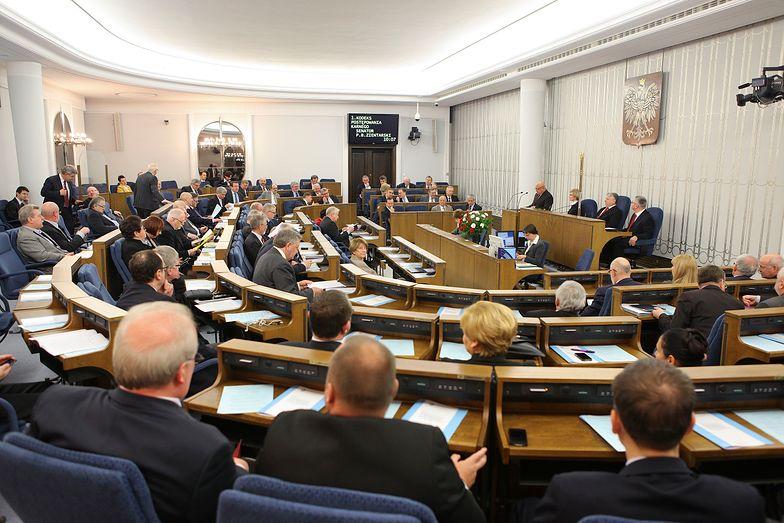 Senat nie zgadza się na likwidację OFE.