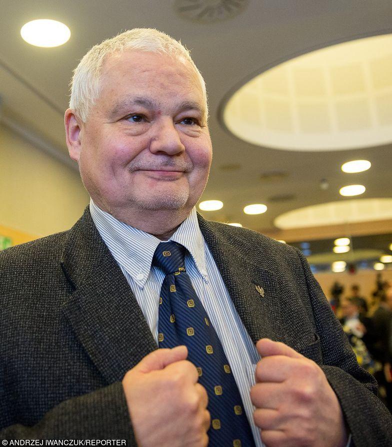 Adam Glapiński, szef NBP.