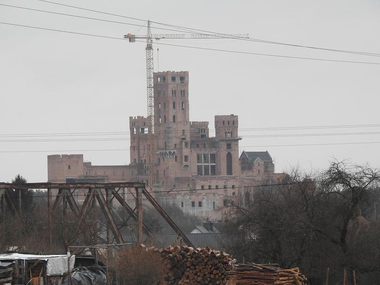 Zamek w Stobnicy, stan z 4 marca 2019 r. (fot. zwiadowcahistorii.pl)