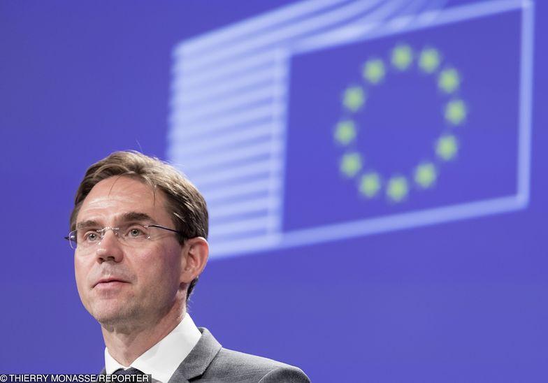 Jyrki Katainen, wiceprzewodniczący Komisji Europejskiej