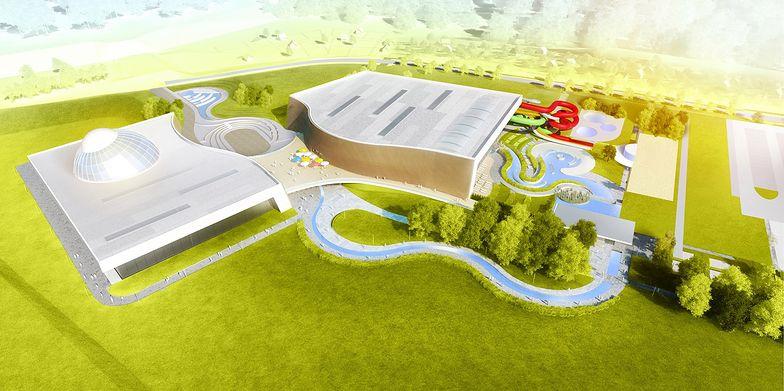 Budowę aquaparku odkładano niemal przez dwie dekady.