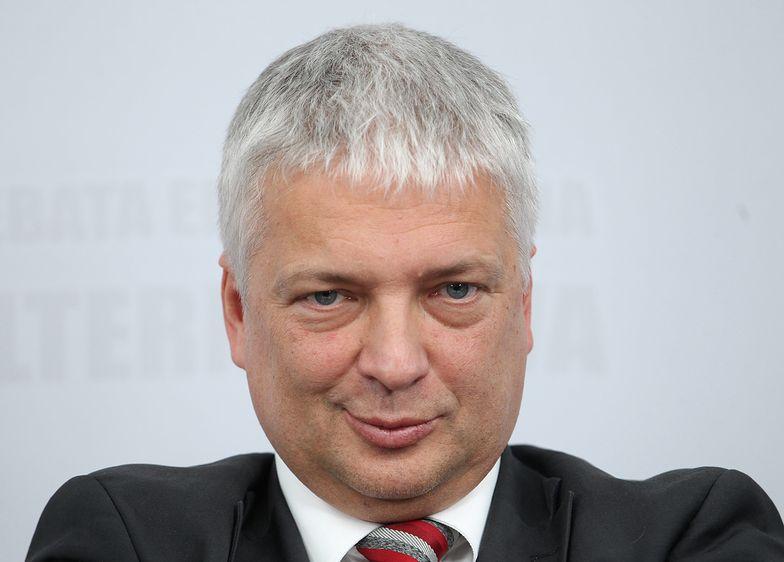 Robert Gwiazdowski jest profesorem prawa i wieloletnim komentatorem gospodarczym. Od niedawna także politykiem.