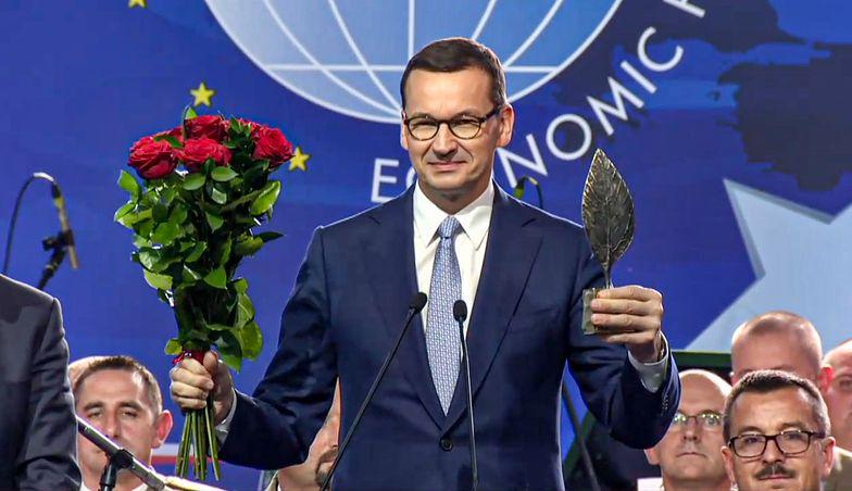 Mateusz Morawiecki był nominowany do nagrody Człowieka Roku już kilkukrotnie