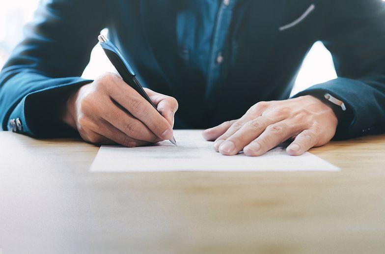 Wypowiedzenie umowy o pracę za porozumieniem stron - wzór