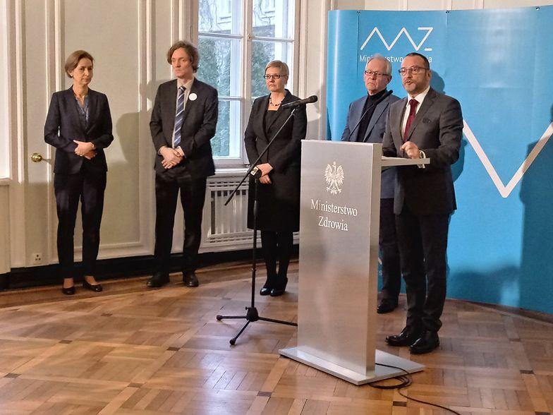 Wiceminister zdrowia Marcin Czech przedstawił nową listę leków refundowanych