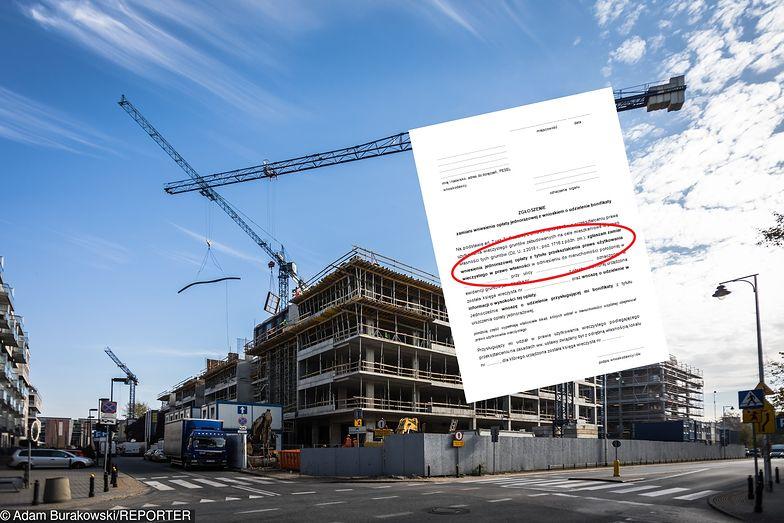 Za przekształcenie użytkowania we własność w nowych inwestycjach zapłacą lokatorzy - wyjaśniamy mechanizm