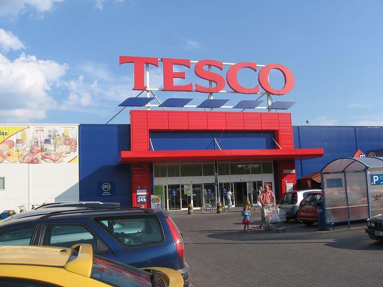 Sklepy Tesco w Polsce - z każdym miesiącem jest ich coraz mniej