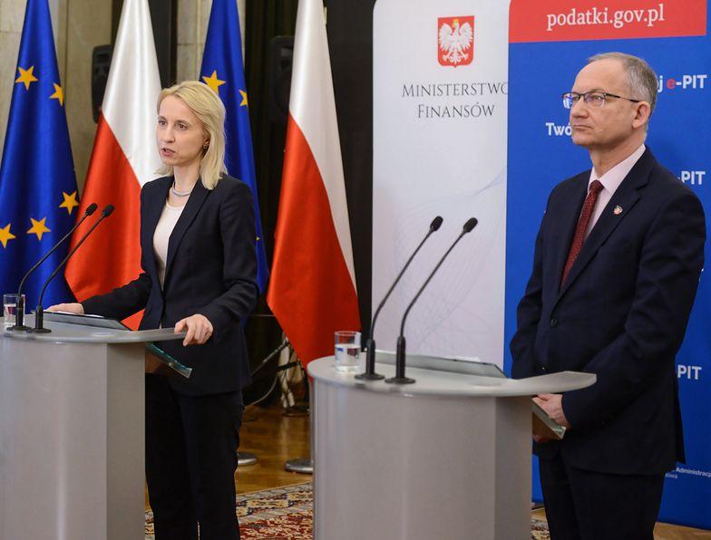 Teresa Czerwińska i Paweł Cybulski