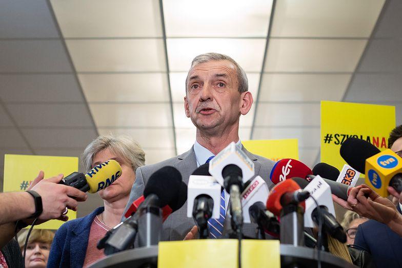 """""""Co miesiąc protest w innym mieście"""", zapowiada ZNP"""