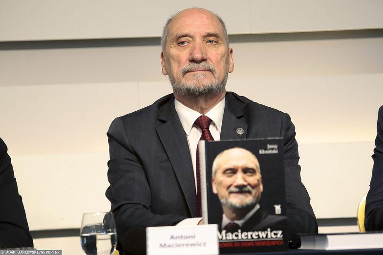 W swoim okręgu (Piotrków Trybunalski) Antoni Macierewicz zdobył bardzo dobry wynik