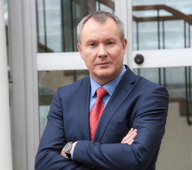 Piotr Lisiecki, prezes zarządu Boryszew SA.