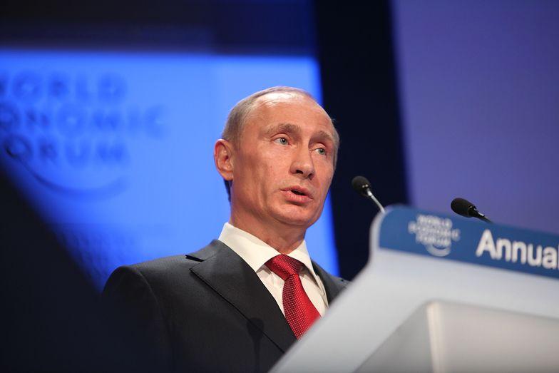 Władimir Putin jest zdeterminowany, by dokończyć Nord Stream 2