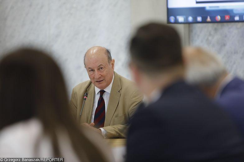 Jan Vincent Rostowski przed komisją śledczą ds. VAT