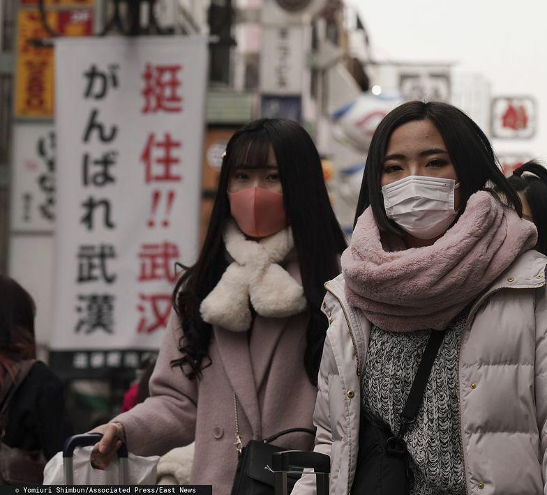 Wszystkie ręce na pokład, cały chiński przemysł produkuje maski