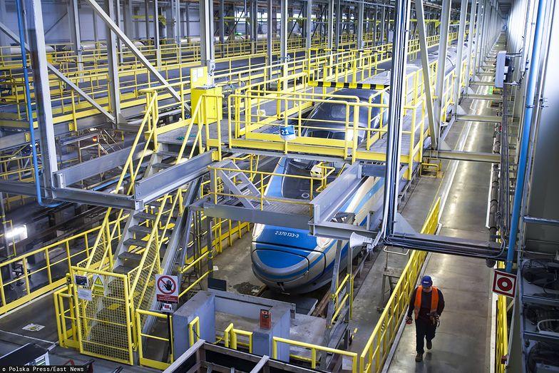 Inwestycje kolejowe. Francuski Alstom chce odkupić od kanadyjskiego Bombardiera oddział kolejowy