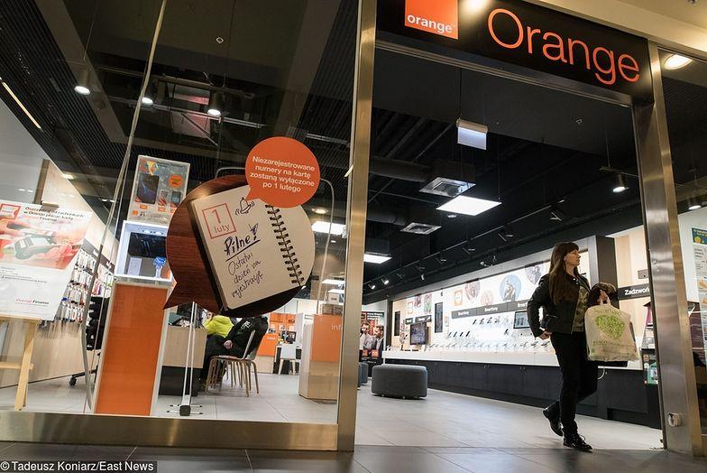 Orange nie chce się ograniczać tylko do usług komórkowych.