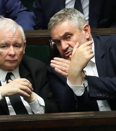 PiS gra ostro. Ardanowski i Kowalczyk zawieszeni