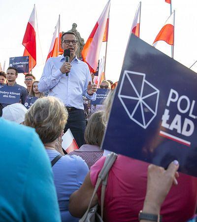 Polski Ład uderzy po kieszeni samozatrudnionych. Ale nie wszystkich