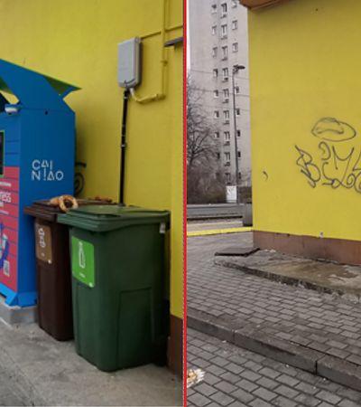 Automaty na paczki od Aliexpress pojawiły się w Warszawie. Niektóre po chwili zniknęły