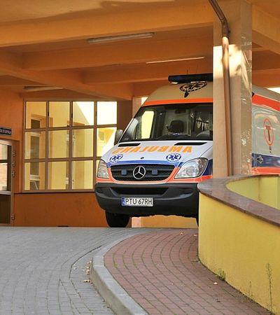 """Szpital w Turku staje się covidowym. """"Policzyli nam 156 łóżek, ale z łożeczkami dla noworodków"""""""