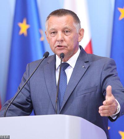 """Marian Banaś wydał oświadczenie: """"Będę się przeciwstawiał próbom ataku"""""""