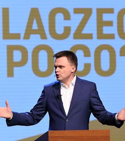 Szymon Hołownia wystartuje w wyborach prezydenckich. Powiedział, skąd weźmie pieniądze na kampanię