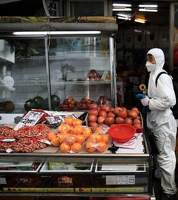 Koronawirus zachwiał rynkiem czosnku. Chiny odpowiadają za 70 proc. światowej produkcji