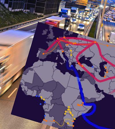 Polska kluczowa na Jedwabnym Szlaku. Gospodarka zyska aż 48 mld dolarów