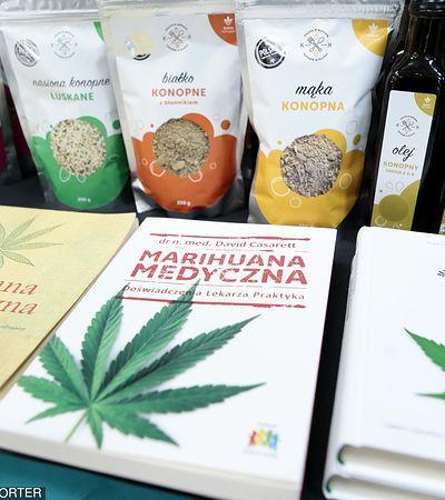 Medyczna marihuana ma być bardziej dostępna. Lekarze zaczynają działać