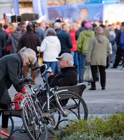 Polacy żyją krócej niż mieszkańcy zachodniej Europy. Dlatego emerytury nie są głodowe