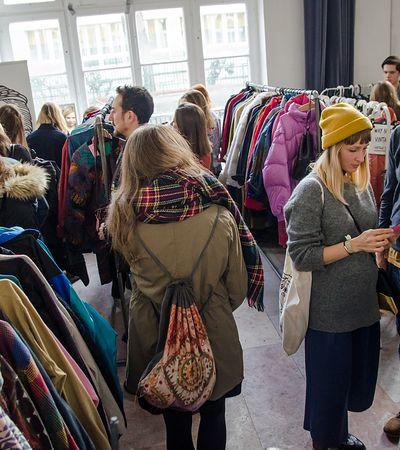 Miliardy w używanych ubraniach. Rynek rośnie szybciej od sprzedaży detalicznej
