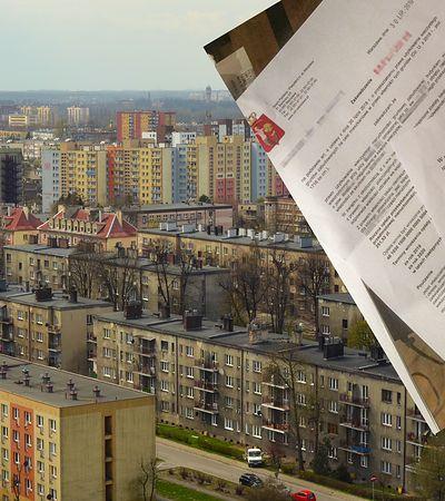 """Użytkowanie wieczyste. Uwaga na """"świstki"""" dołączone do zaświadczeń rozsyłanych w Warszawie"""