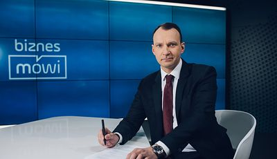 Biznes Mówi. Gościem Brunon Bartkiewicz, prezes zarządu ING Bank Śląski