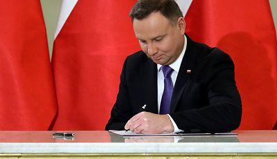 Prezydent podpisał ustawę budżetową na 2020 rok