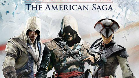 Ubisoft wsadzi trzy ostatnie części Assassin's Creed do jednego pudełka