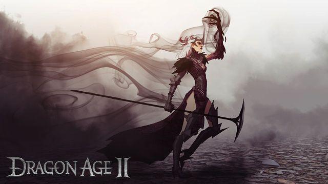 Trochę walki z Dragon Age 2
