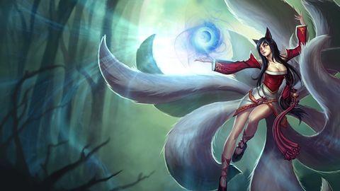 Ahhri, nowa bohaterka do League of Legends, wylądowała. Razem ze śnieżną mapą