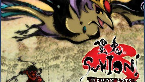 Sumioni: Demon Arts - japońskie demony i malowanie palcami