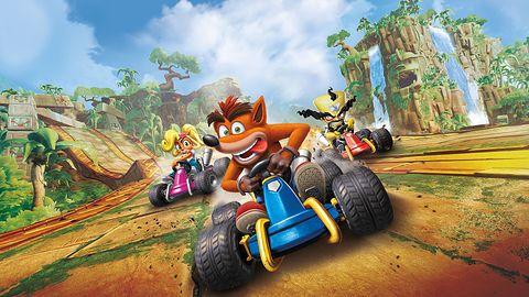 Crash Team Racing Nitro-Fueled - recenzja. Więcej niż retro