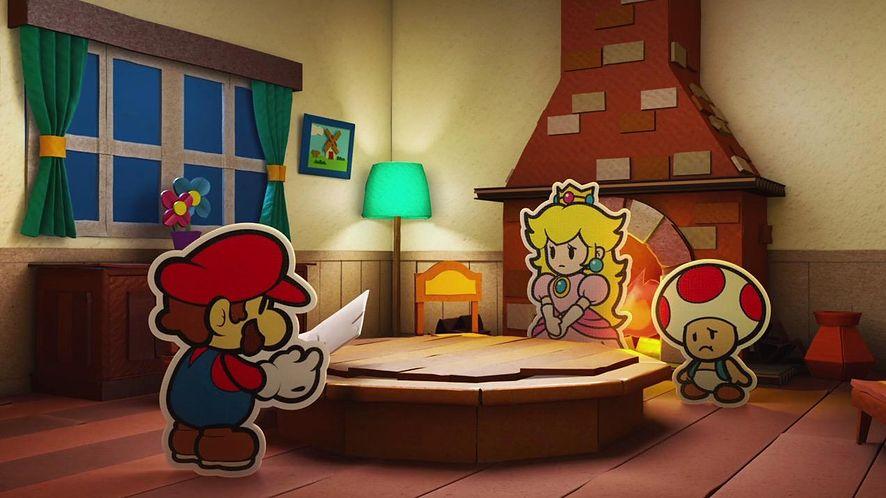 Paper Mario: Color Splash - recenzja. Mario bez gronostaja