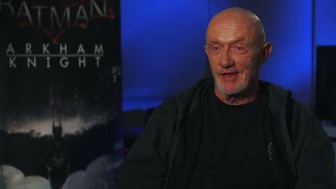 Uśmiech Jonathana Banksa to chyba ostateczny dowód na to, że Batman: Arkham Knight nie zawiedzie