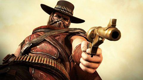 Dziki Zachód w Mortal Kombat X - wygląda na to, że powalczymy rewolwerowcem