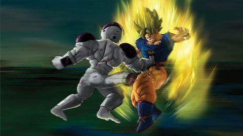 Dragon Ball Ultimate Blast zachwyca swym pięknem
