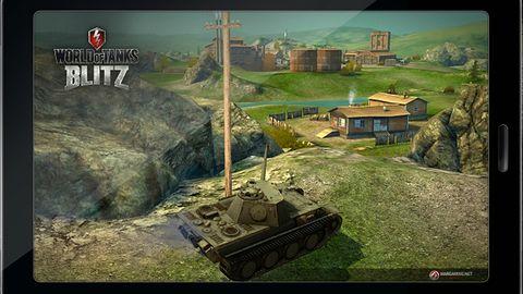 Beta World of Tanks na platformy mobilne startuje już dziś