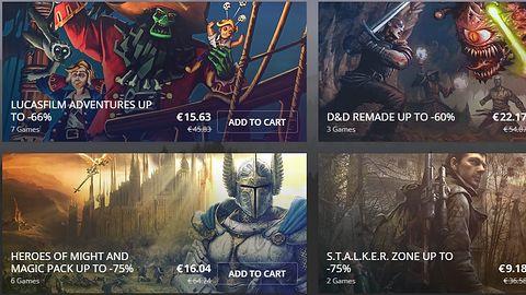 GOG dotknięty letnim szaleństwem wyprzedaży - mnóstwo gier w świetnych cenach
