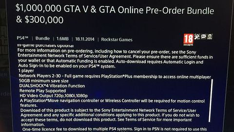 Wygląda na to, że GTA V na PS4 zachęci nas do korzystania z kontrolera ruchowego