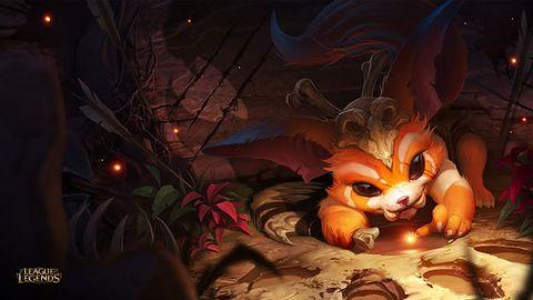Najnowszy czempion w League of Legends to słodki stworek, który zamienia się w ogromnego potwora