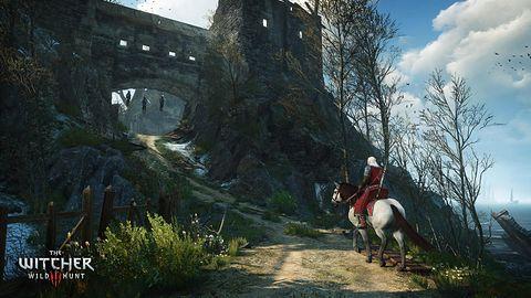 Stęskniliście się za Geraltem? Wrócił, żeby pochwalić się wyglądem