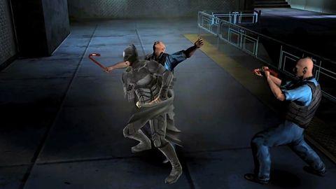 A więc jednak będzie gra na podstawie The Dark Knight Rises